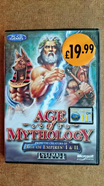 Age of Mythology: The Titans (PC: Windows, 2003)